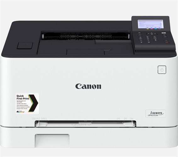 מדפסת לייזר צבע אלחוטית Canon i-SENSYS LBP623Cdw
