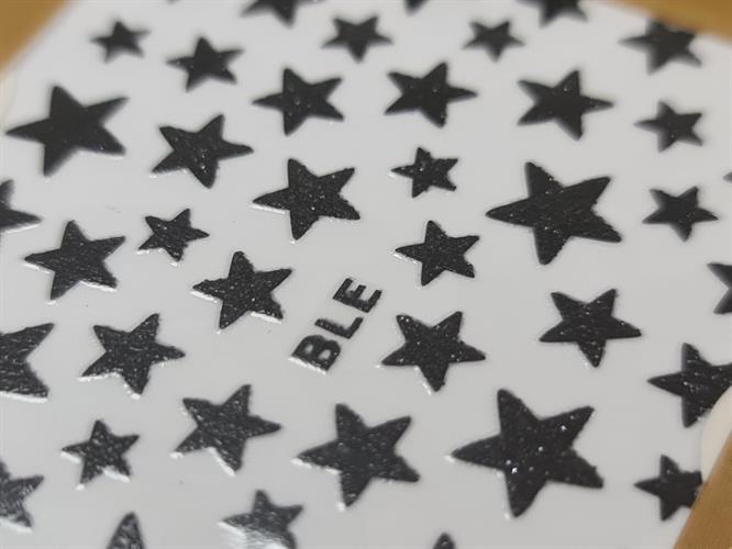 כוכבים מנצנצים- שחור