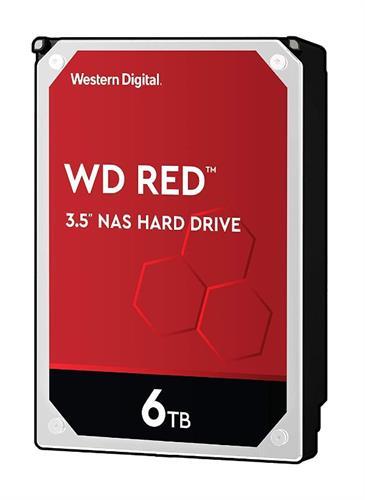 ד. קשיח לנייח WD Red 2TB NAS HDD 5400 RPM Class 256MB Cache 3.5
