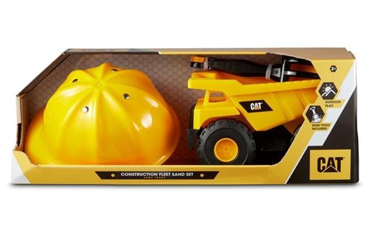 ערכת עבודות עפר-משאית CAT
