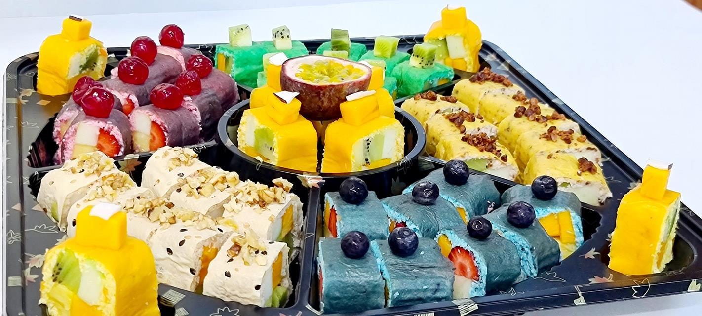 Six fruits sushi - ששת הטעמים