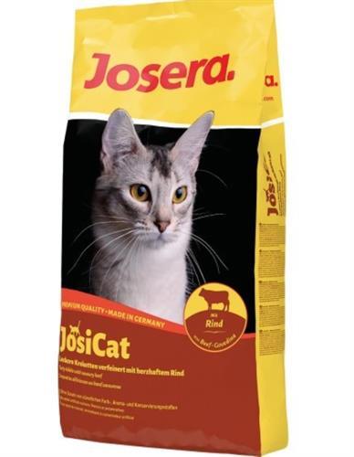 ג'וסיקט בקר 10 קג לחתול