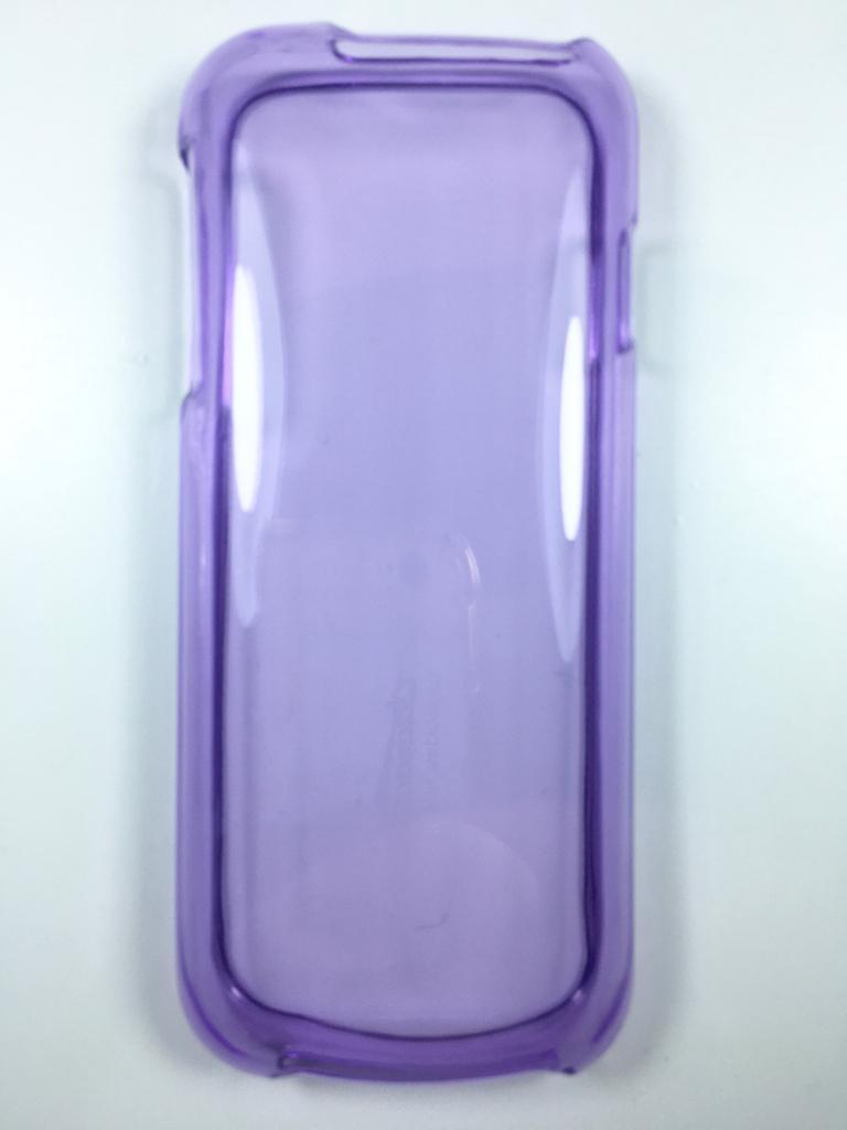 מגן סיליקון אונברסלי סמול סייז SMALL SIZE בצבע סגול
