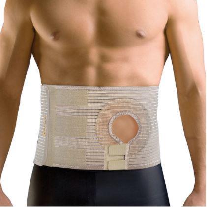 חגורת בטן לאחר ניתוח עם סטומה