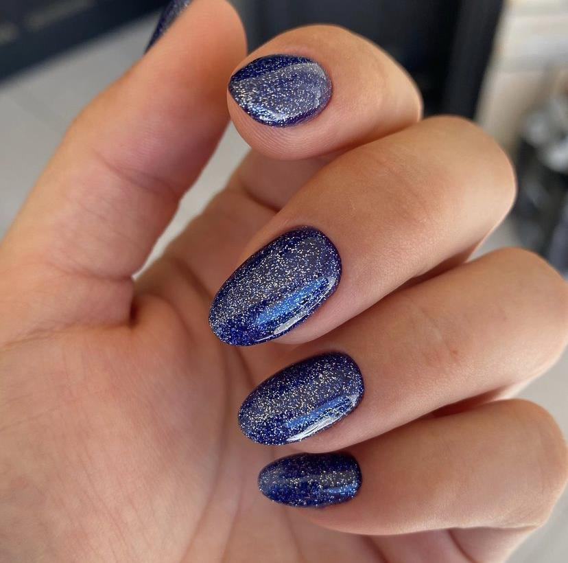 078 כחול גלקסיה - LINUX Professional Gel Polish 15 ML