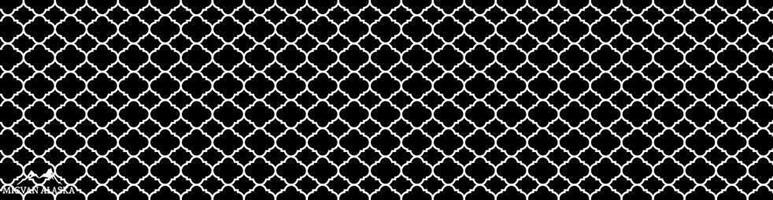 ראנר דקורטיבי מבודד חום מגומי טבעי דגם - 126
