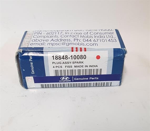 סט מצתים פלגים מקורי יונדאי 10 נפח 1.0+1.2 מ14 / I20 נפח 1.2 מ15