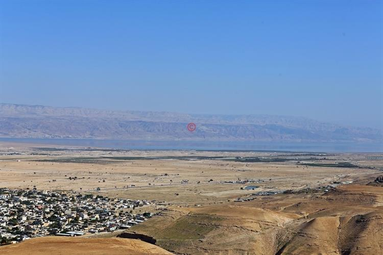 Support Israel and get this picture: Wadi Qelt
