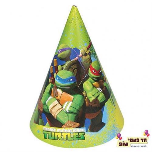 כובע מסיבה צבי הנינג'ה