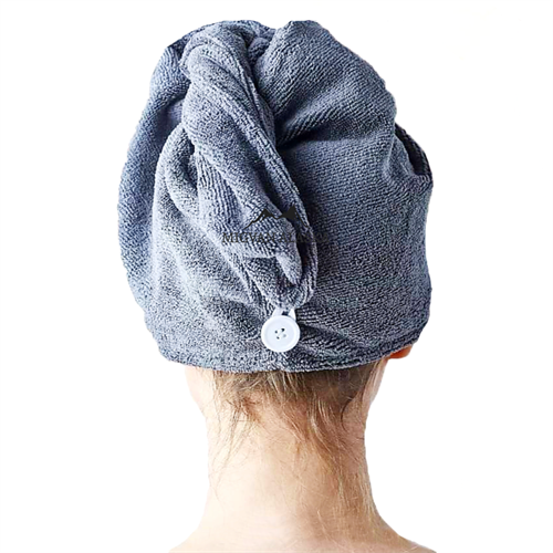 מגבת לשיער איכותית במיוחד 100% כותנה! (מבחר צבעים)