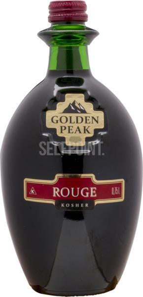 """יין גולדן פיק אדום 750 מ""""ל"""