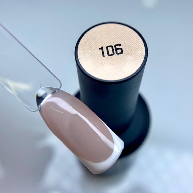 106 (צבע בסיס) - LINUX Professional Gel Polish 15 ML