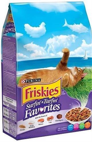 """פריסקיז מעדני החתול 7.26 ק""""ג"""