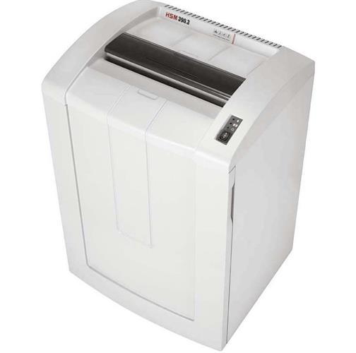 מגרסת נייר פתיתים דגם HSM 390.3C