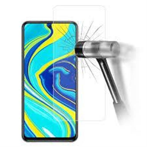 מגן זכוכית- Xiaomi redmi note 9 9H glass במלאי