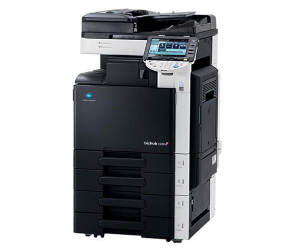 מדפסת משולבת A3 צבעונית דגם Minolta bizhub C-220