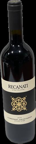"""יין רקנאטי גליל עליון קברנה 750 מ""""ל"""