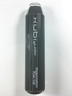 סיגריה אלקטרונית חד פעמית כ 2800 שאיפות Kubi yuda Disposable 20mg בטעם אבטיח קיווי Watermelon Kiwi
