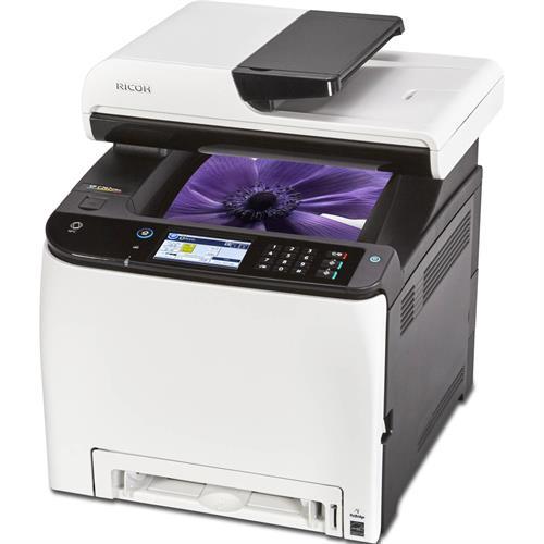 מדפסת משולבת לייזר צבעונית ריקו SP-C262SFNw