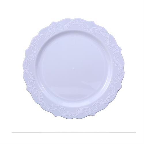 צלחת וינדוויל בינונית לבן