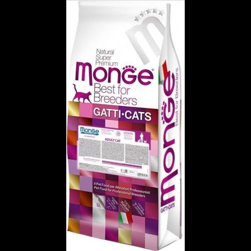 מונג' אינדור לחתולים ביתיים 10 ק''ג MonGe Indor