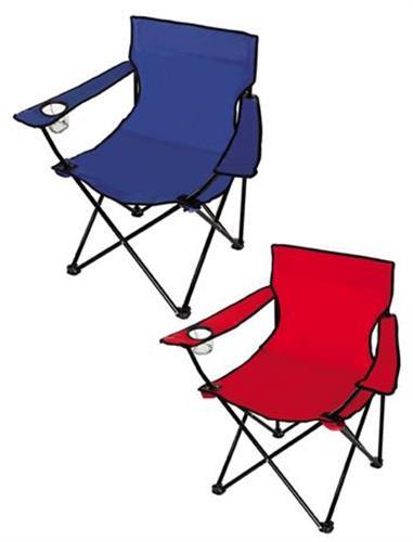 כיסא  במאים צבע אדום קמפינג קל ''הכרם'' מבית CAMPTOWN