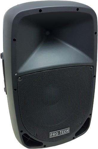 רמקול בידורית מוגבר PROTECH PA-608