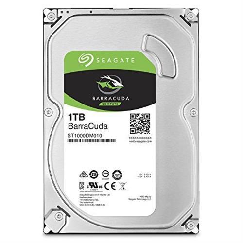 דיסק קשיח פנימי לנייח SEAGATE 1TB Green 7200rpm 64MB 3.5