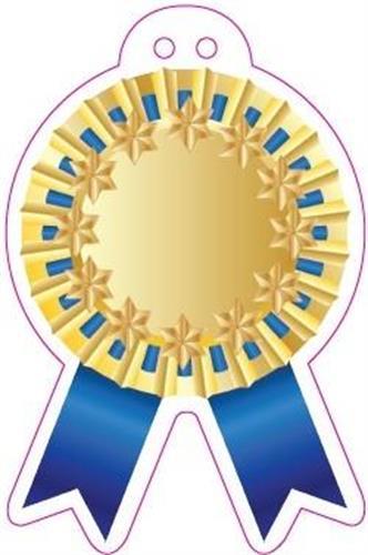 מדליות זהב כחול 18 יחידות