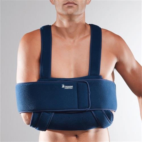 מייצב כתף/מקבע כתף שולדר אימבולייזר (shoulder immobilizer)
