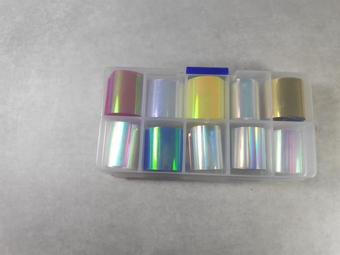מארז נייר זכוכית קטן