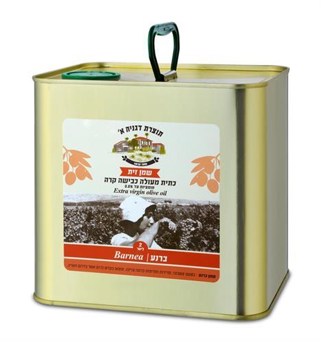 שמן זית ברנע 2 ליטר