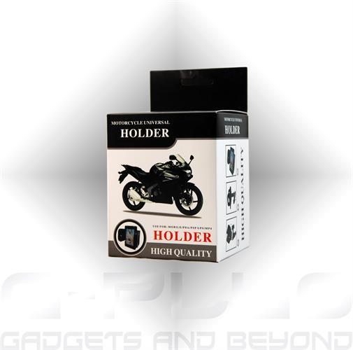 מתלה פלאפון/PSP GPS/PDA/MP4 לאופנוע