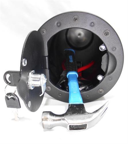 ארגז כלים לאופנועים טרקטורונים RZR ועוד ננעל עם מכסה
