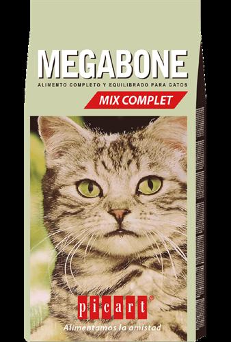"""מגה בון 20 ק""""ג מזון יבש לחתולים - Megabone"""