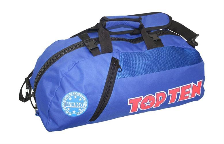 תיק ציוד TOP TEN WAKO Backpack M
