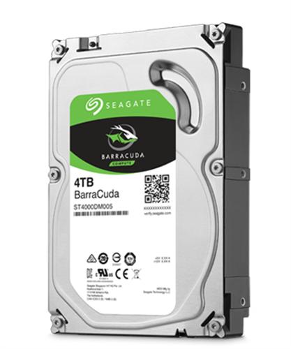 דיסק פנימי SEAGATE BARRACUDA ST4000DM004 4TB 3.5 SATA