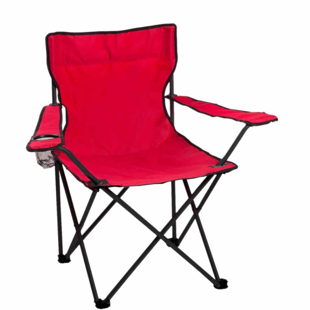 כיסא במאי מתקפל בתיק נשיאה