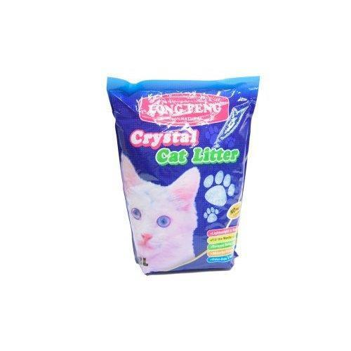 סיליקה ג'ל גרוס חול לחתולים ולמכרסמים 3.8 ליטר