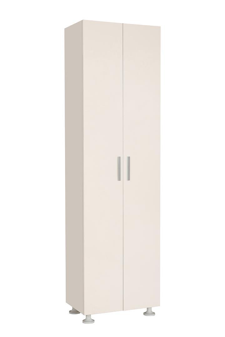 ארון 2 דלתות עם מדפים דגם END-11