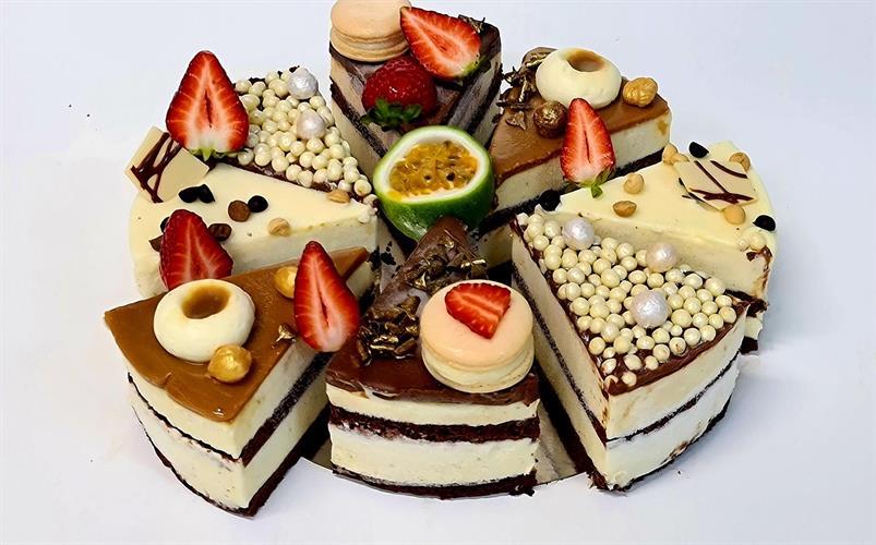 עוגת חלום בשוקולד - חלבי