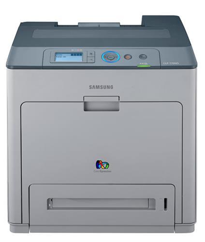מדפסת לייזר צבעונית סמסונג CLP-770nd
