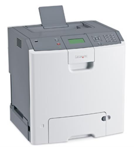 מדפסת לייזר צבעונית דגם Lexmark C734n