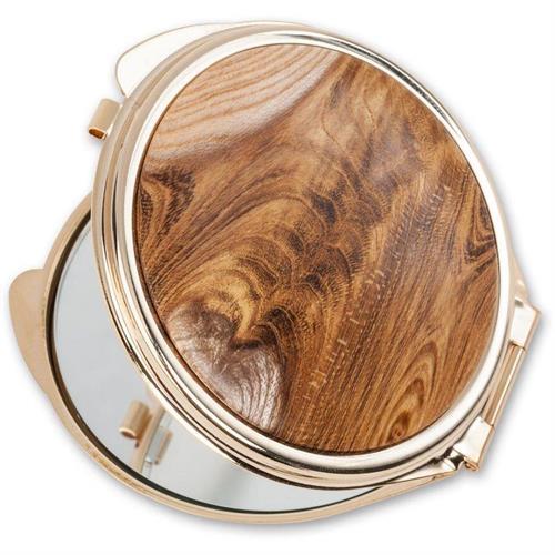 קיט ליצירת מראה קומפקטית לארנק על מחרטת עץ