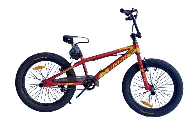ROOK אופני פעלולים 20 אינץ' דגם אדום