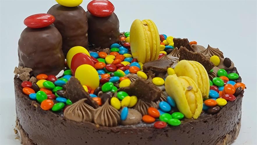 עוגת קרמבו עדשים -ספיישל