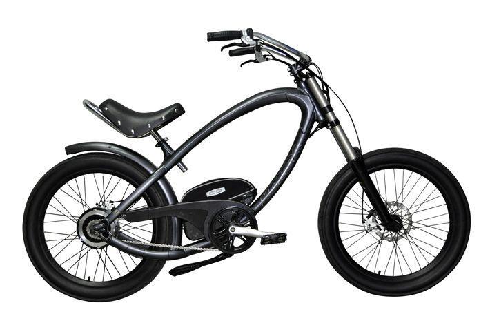 אופני הארלי KOMDA 500W 48V
