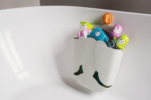 מאחסן צעצועים לאמבט- טומי טיפי