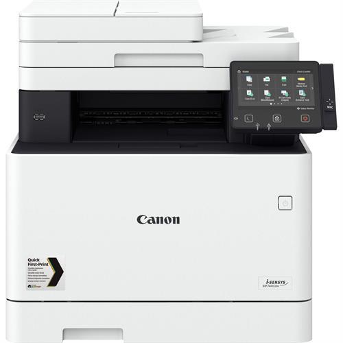 מדפסת משולבת צבע אלחוטית Canon i-SENSYS MF744Cdw