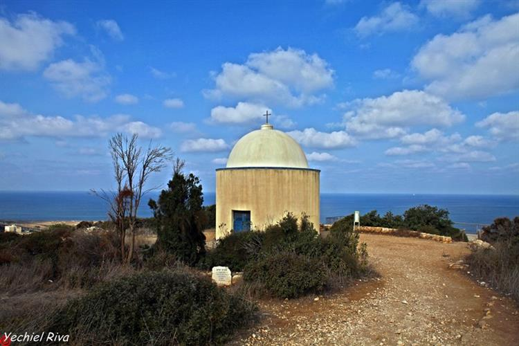 Support Israel and get this picture: Chapel of the Sacred Heart, Haifa